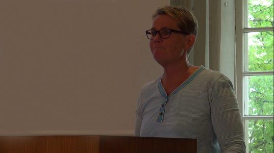 Forsker Lillian Sofie Eng 2016